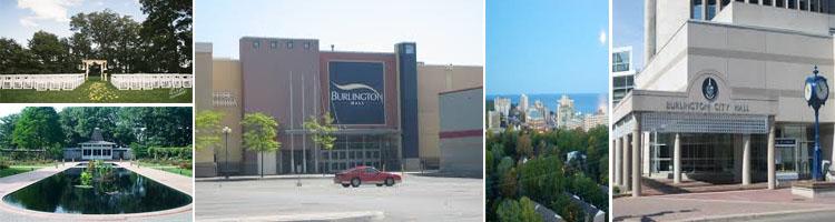 Limousine Rental Services in Burlington