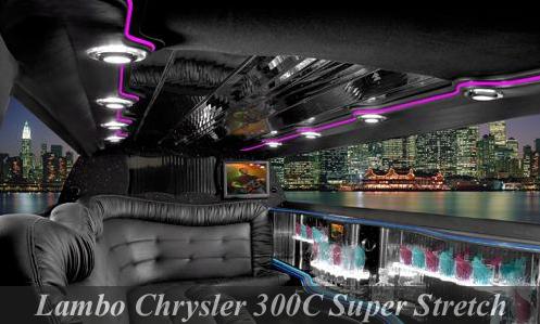 CHRYSLER 300 LAMBO LIMOUSINE